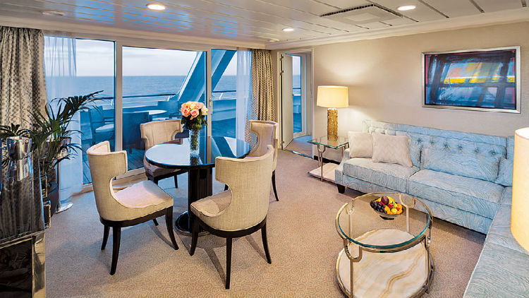 Owner's Suite - OceaniaNEXT