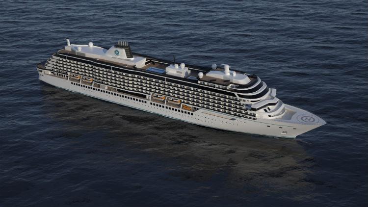Crystal Cruises - Diamond Class