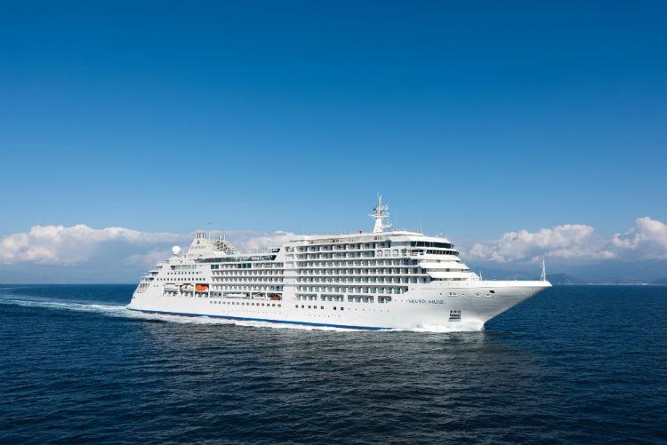 Silver Muse - Silversea Cruise Ship