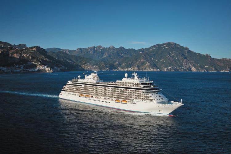 Seven Seas Explorer - Regent Seven Seas Cruises