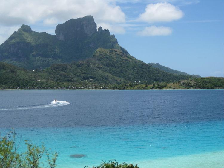 South Pacific Island - Australasia