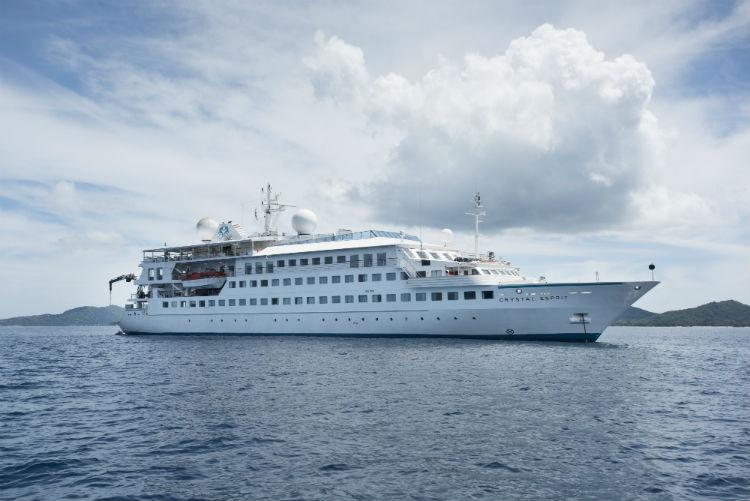 Crystal Esprit - Crystal Cruises