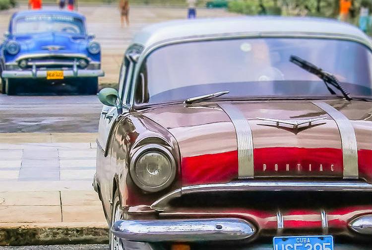 Classic cars - Cuba, Caribbean