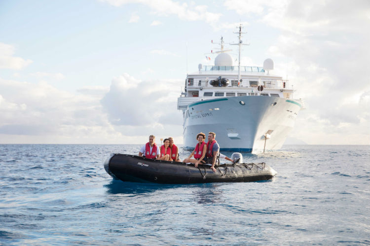 Crystal Cruises - Group excursion