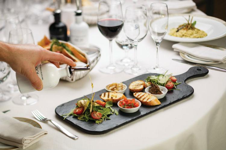 Silversea - Dining - La Terrazza