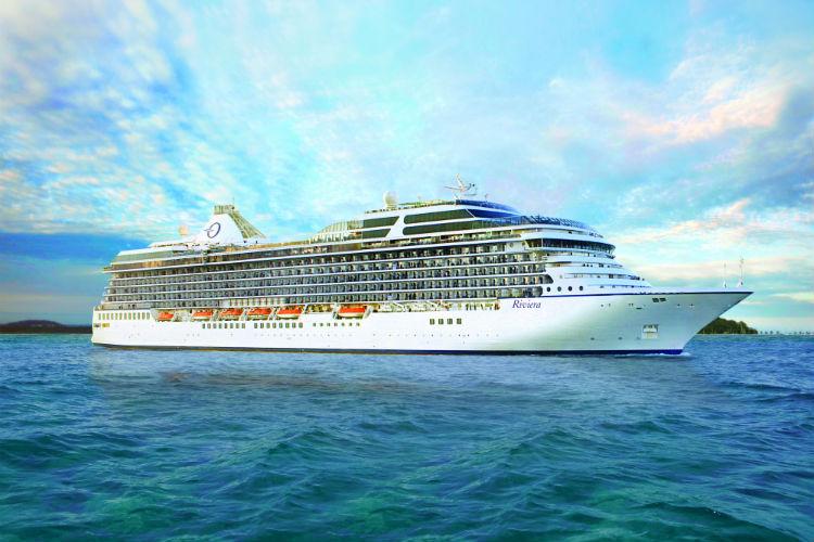 Riviera - Oceania Cruises