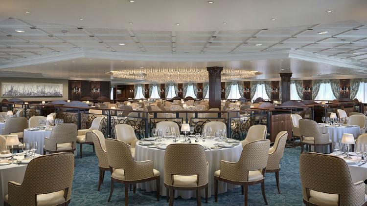 Grand Dining Room - Oceania Cruises