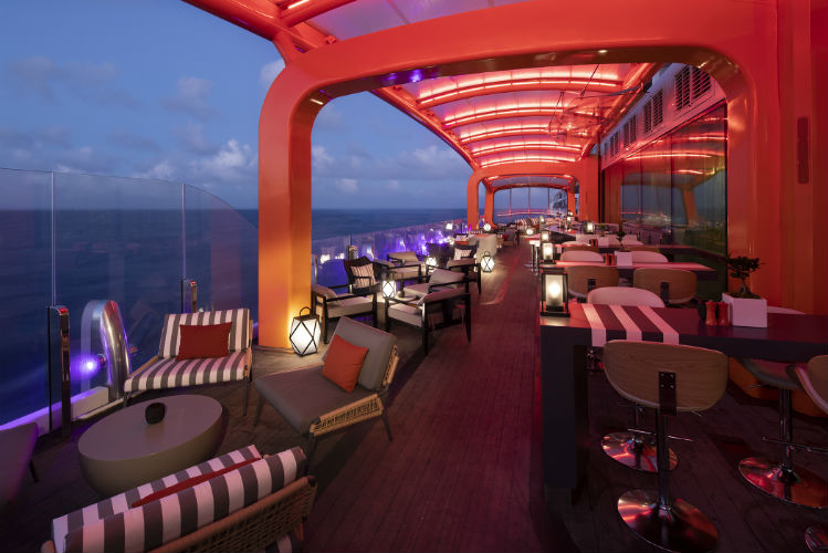 Magic Carpet on Celebrity Edge - Celebrity Cruises