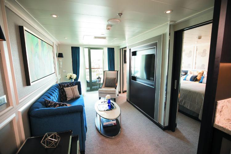 Penthouse Suite - Seven Seas Splendor