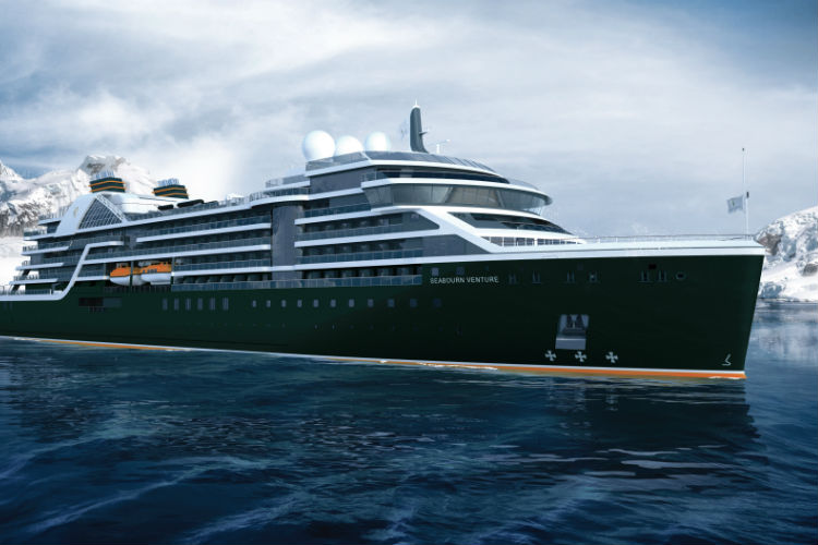 Seabourn Venture - Seabourn Cruise ship