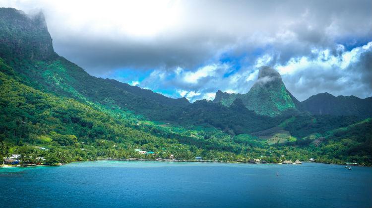 Moorea - South Pacific