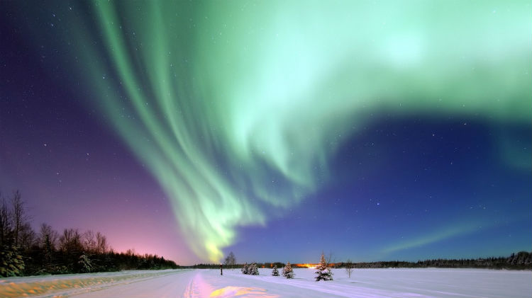 Northern Lights in Alaksa
